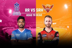 Sunrisers Hyderabad v Rajasthan Royals 2021