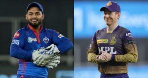 Kolkata Knight Riders v Delhi Capitals