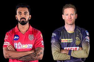 Kolkata Knight Riders v Punjab Kings