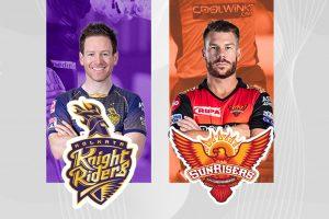 Kolkata Knight Riders v Sunrisers Hyderabad 2021