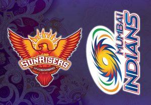 Sunrisers Hyderabad v Mumbai Indians 2021