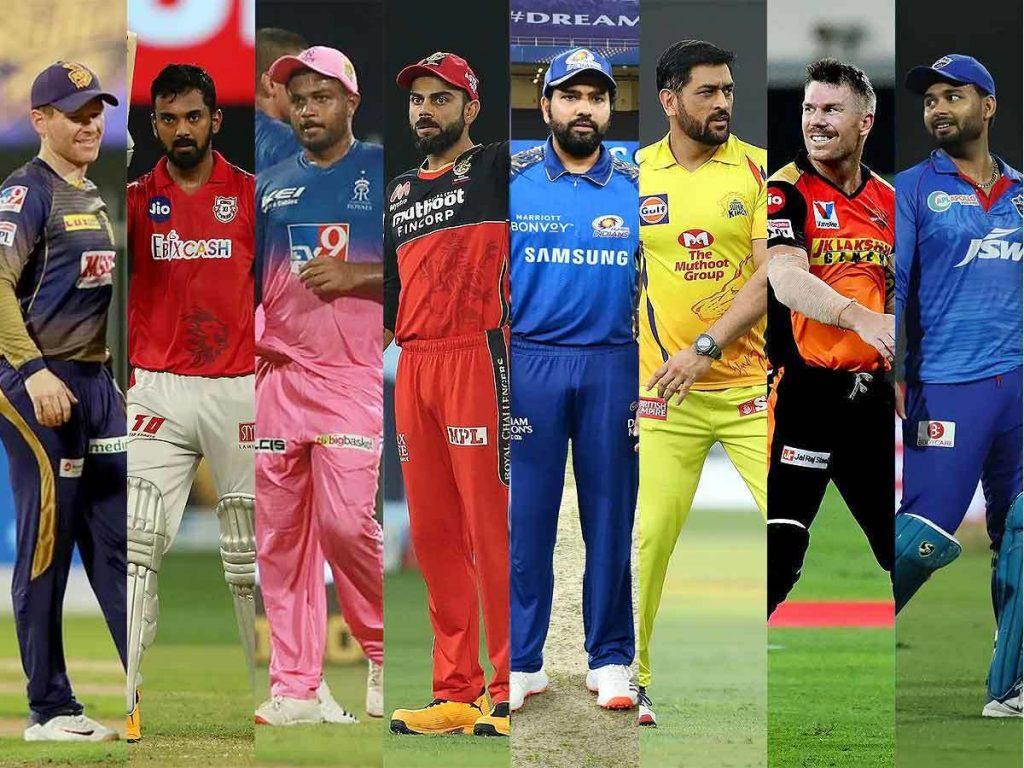 Vivo IPL 2021 All Team Squad & Player List