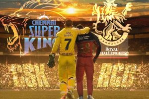 Royal Challengers Bangalore v Chennai Super Kings 2021
