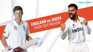 Live Match ICC World Test Championship, 4th Test: England v India at The Oval, Sep 2-6, 2021 Live Score