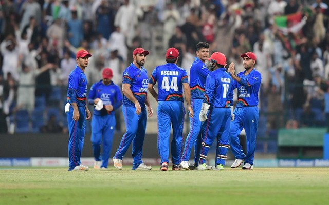 Afghanistan announce (15-member) Team Squad for ICC T20 World Cup 2021