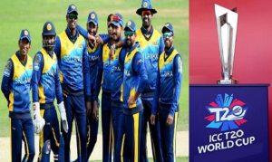 Sri Lanka Team SquadS for Icc T20 World Cup 2021